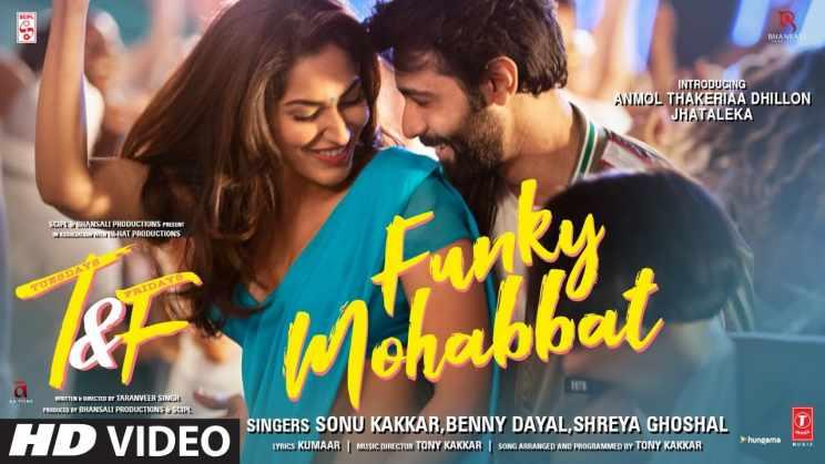 Funky Mohabbat Lyrics in Hindi
