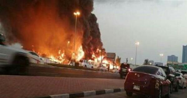 انفجاران يهزان دبي و أبو ظبي و يخلفان ضحايا في الأرواح و إصابات بالجملة.