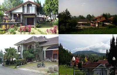 Sewa Villa Di Lembang Bandung Murah Berkualitas Istana Bunga