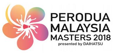 Perodua Malaysia Masters 2018