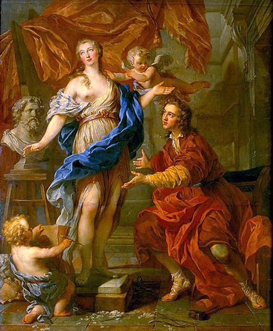 philémon et baucis tableau