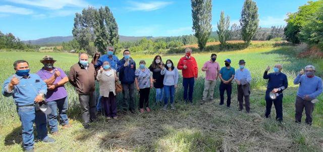 Proyecto APR en San Pablo