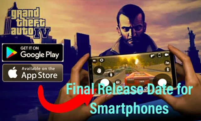 The real story of why GTA 4 not coming for android & ios???