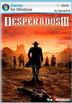 Desperados 3 pc descargar mega y google drive