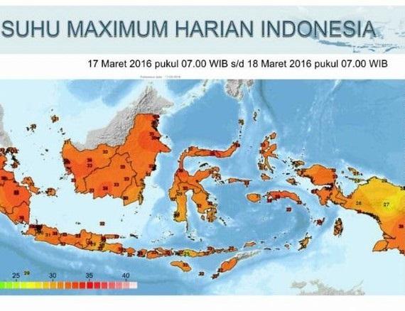 Besok Terjadi Ekuinox di Indonesia, Benarkah Suhu Udara Jadi 40 Derajat?