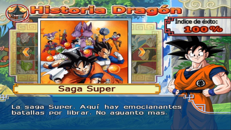 BoinBoinChoc: Dragon Ball Z Budokai Tenkaichi 4