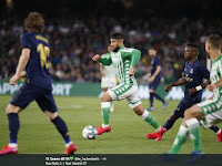 Real Madrid Submitting from Betis