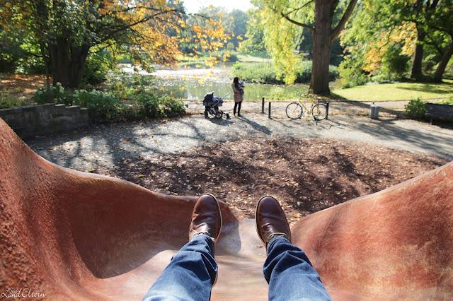 Stadtlandeltern - Hannover - Spielplatz - Maschteich
