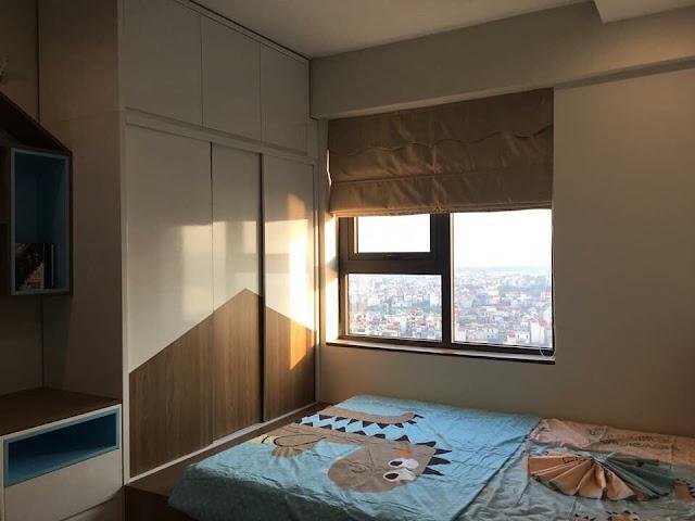 Không gian phòng ngủ Gelexia Riverside
