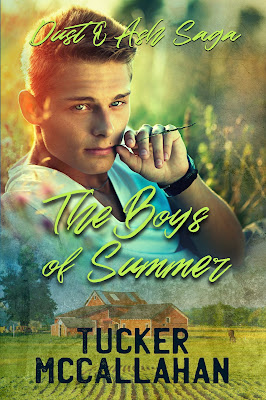 The Boys of Summer by Tucker McCallahan Cover Reveal!