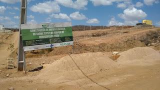 Ações de infraestrutura em Picuí chama a atenção da região
