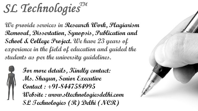 SL Technologies Writing Work