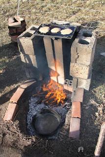 Rocket Silo Sap and Pancakes