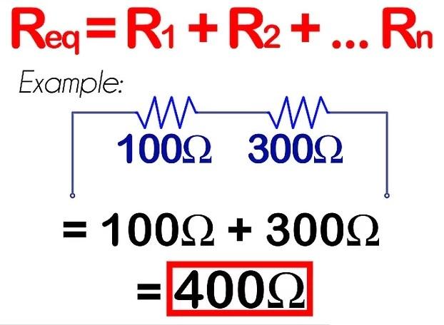 Cara Menghitung Rangkaian Resistor Seri, Paralel, dan Kombinasi