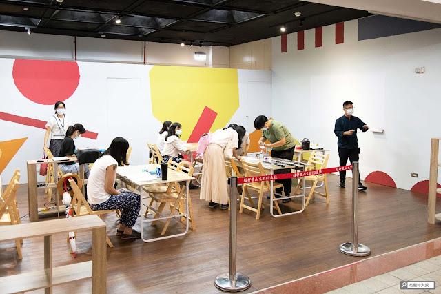 【大叔生活】龍山文創基地,台北市的文創新態度 - 看老師們的互動,讓人也好想參加課程啊