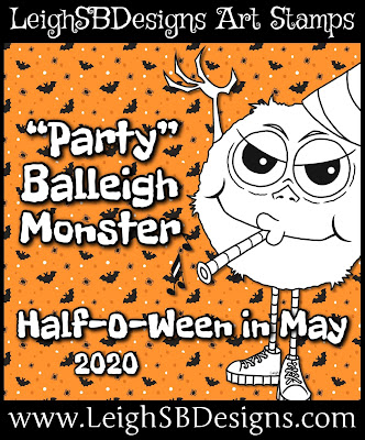 """Party"" BALLEIGH MONSTER"