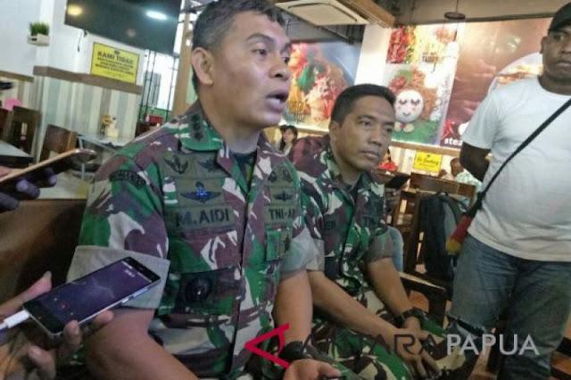 Anggota TNI Tewas Tertembak KKB di Distrik Yambi saat Antar Logistik