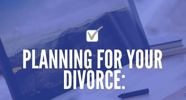 divorce preparation planning expectations legal separation attorney entrepreneur