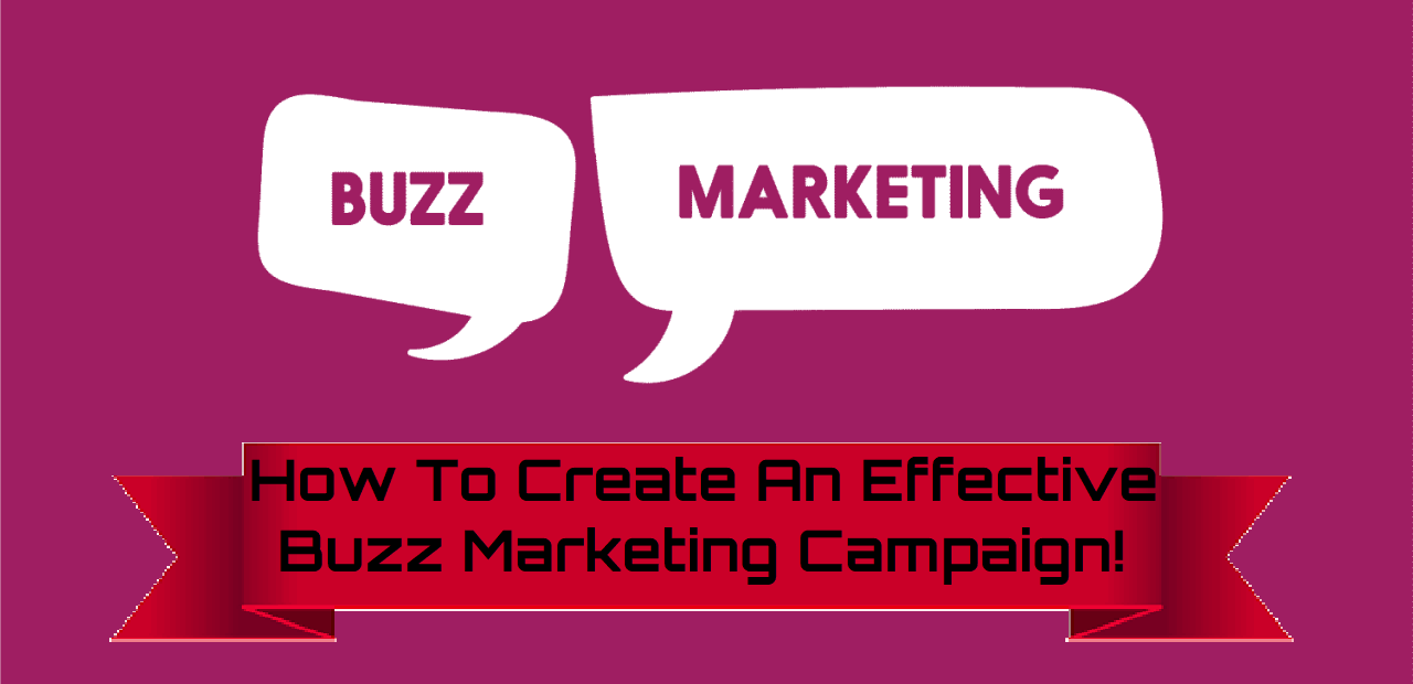 buzz marketing definition and examples