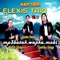 Trio Elexis - Anggur Merah 2 (Full Album Vol 3)