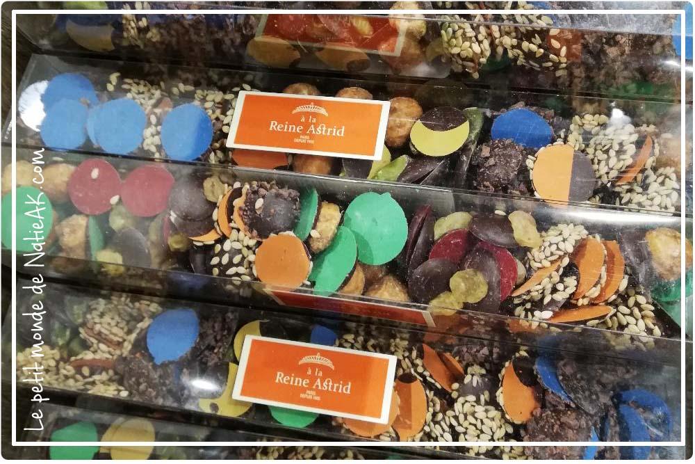 chocolat reine astrid