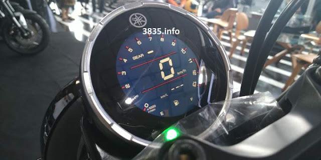 Spedometer Yamaha XSR155 Indonesia