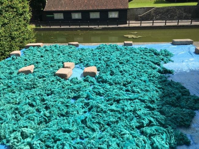 St-Fagans-Wool-drying
