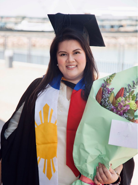 Zarah Denese Graduates with Bachelor of Law with First Class Honours