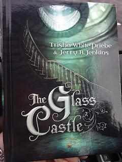 #hsreviews, #glasscastle, #jerryjenkins, Jerry Jenkins, Trisha Priebe, Middle Grade Fiction, Clean Fiction for Kids, Christian Fiction for Kids, Christian Books for Kids, Juvenile Fiction