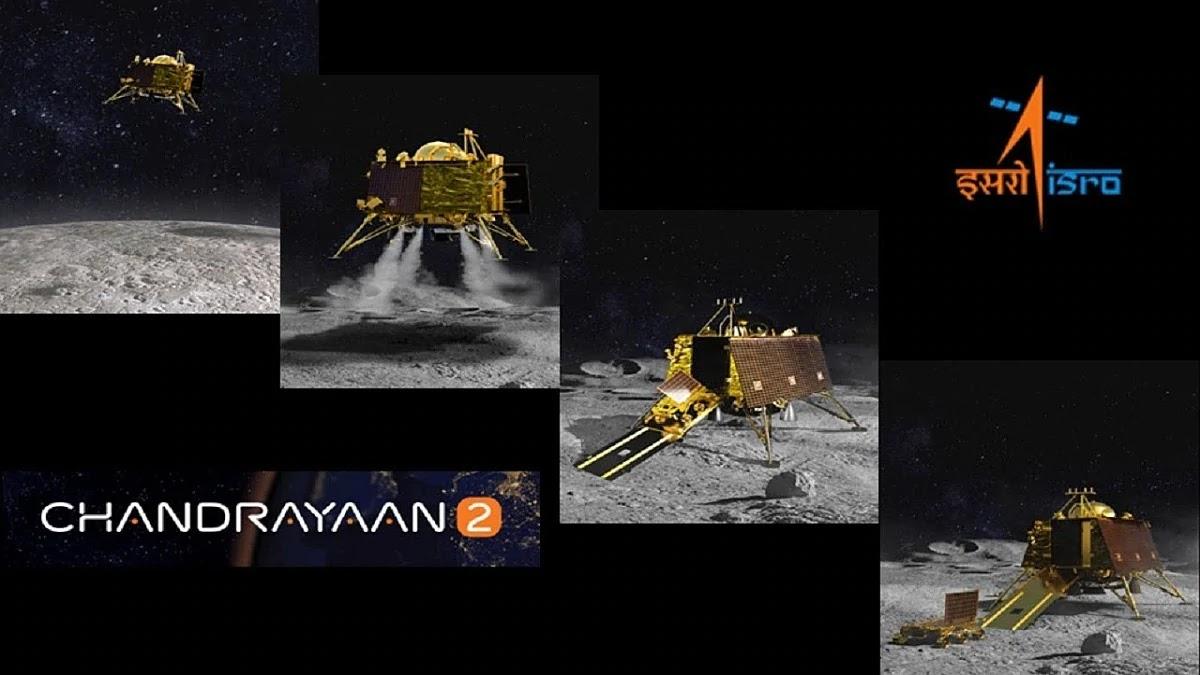 Chandrayaan-2s Vikram lander will land on the moon tonight