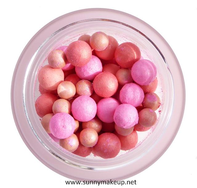 Pupa - Dot Shock. Collezione primavera 2016. Fard Dot Shock Blush nella colorazione 001 Dot Macarones.