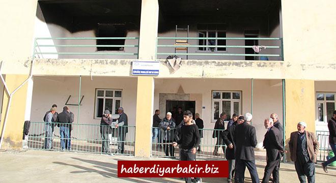Diyarbakır Kulp'ta 6 çocuğun can verdiği Kur'an kursu yangınının soruşturması tamamlandı