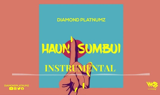 INSTRUMENTAL | Diamond Platnumz – HAUNISUMBUI (Beat)| Download