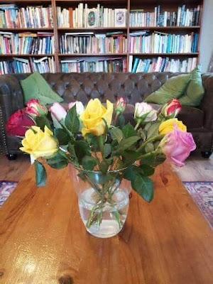 Bloemen versturen via Greetz