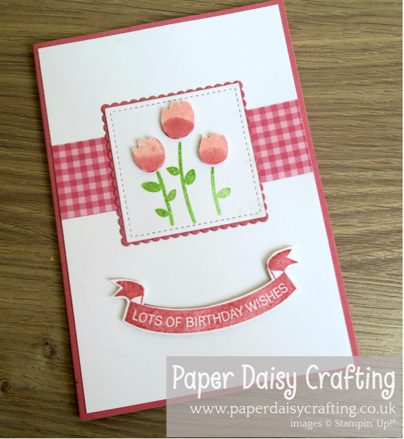 Nigezza Creates with  Stampin' Up Friends, Paper Daisy Crafting and Celebrate with cake