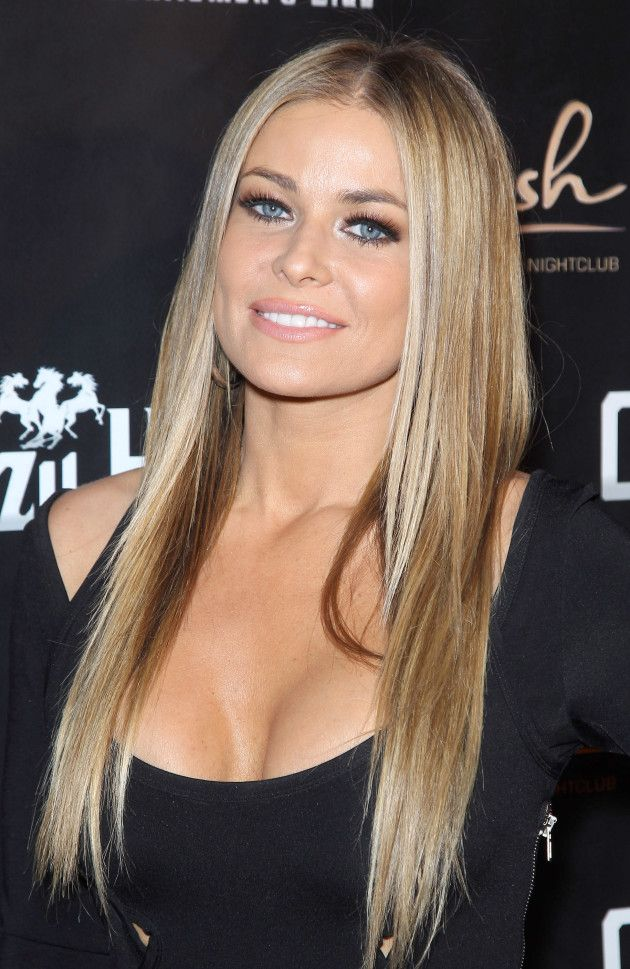 Celebrities Hairstyles Carmen Electra Hairstyles 2017