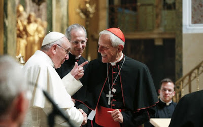 Pope Francis and Wuerl