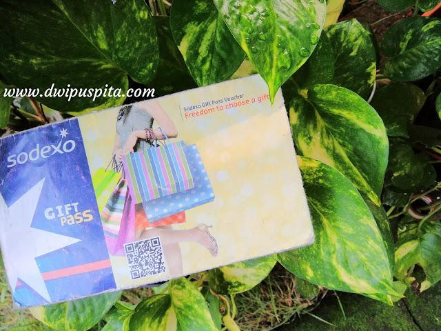 Sodexo gift pass untuk berbelanja