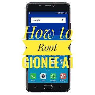 How to root Gionee A1