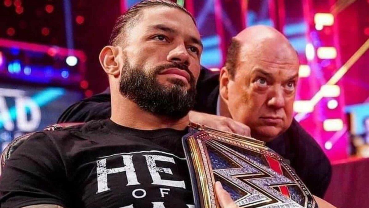 Roman Reigns atinge grande marco na WWE