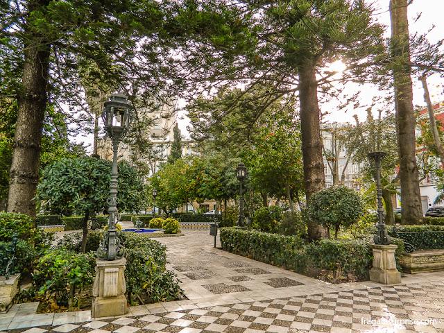 Alameda de Apodaca, Cádiz