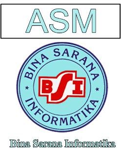 bsi,asm bsi, akademi sekretari dan manajemen, logo asm bsi