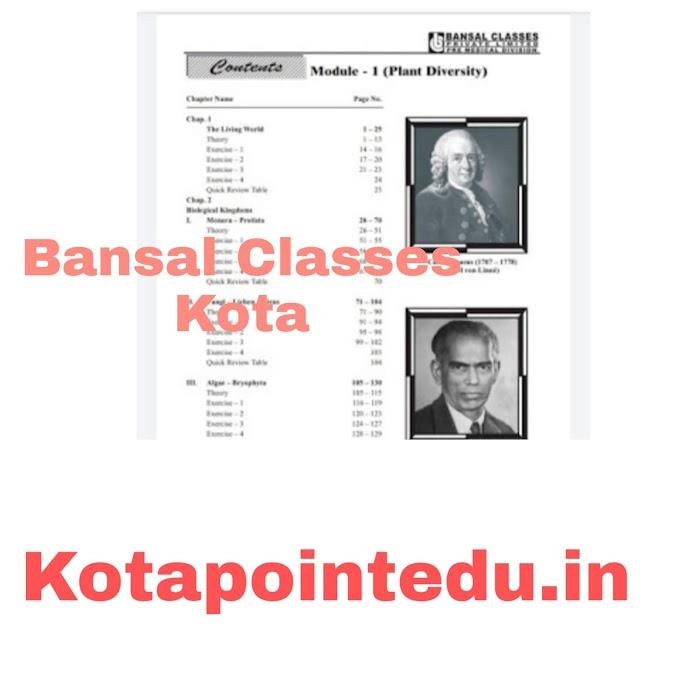 [PDF] Download Bansal Classes Biology Module