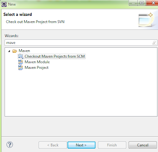 How to configure maven in eclipse IDE