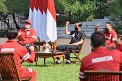 Presiden Jokowi Perintahkan Menpora Bangun Sentra Olahraga untuk Atlet Disabilitas