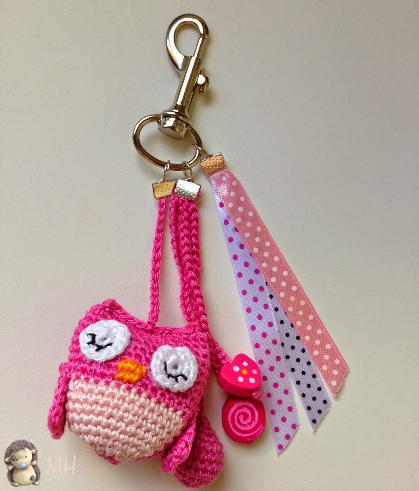 La Magia del Crochet: BÚHOS AMIGURUMI