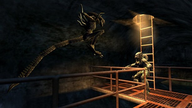 Download Aliens vs. Predator - Requiem (USA) ISO PPSSPP