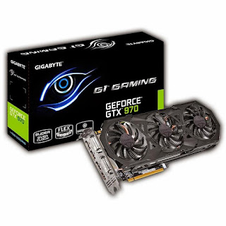 كارت شاشة Gigabyte GeForce GTX 970