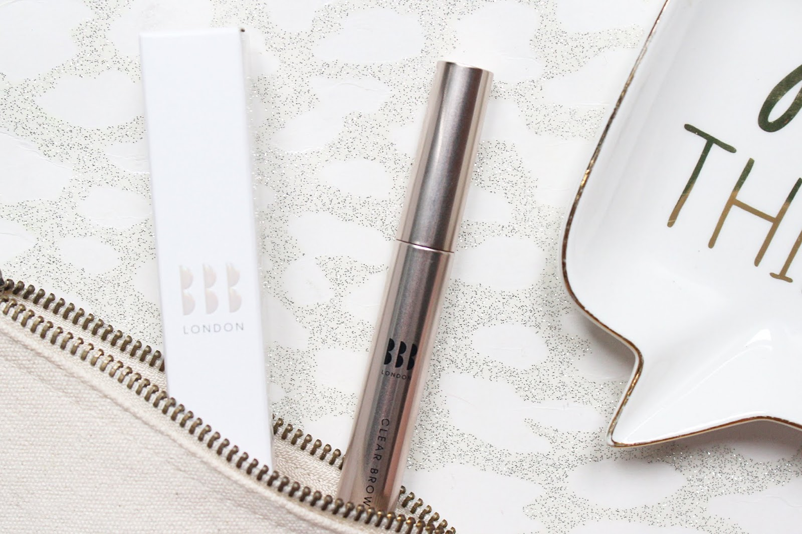 BBB London Clear Brow Gloss Review