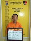 Setelah Melakukan Aksi , Seorang Tersangka Curanmor di Amankan Polsek Sukajadi || dutametro